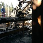 Obecný úrad Korňa - odstánenie havarijného stavu strechy1