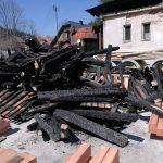 Obecný úrad Korňa - odstánenie havarijného stavu strechy2