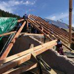 Obecný úrad Korňa - odstánenie havarijného stavu strechy4