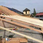 Obecný úrad Korňa - odstánenie havarijného stavu strechy5