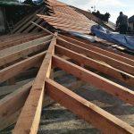 Obecný úrad Korňa - odstánenie havarijného stavu strechy6