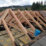 Obecný úrad Korňa - odstánenie havarijného stavu strechy8