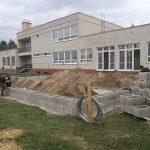 Prístavba budovy MŠ Košeca