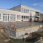 Prístavba budovy MŠ Košeca1