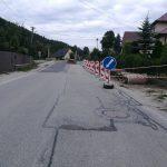 Rekonštrukcia chodníkov Turzovka