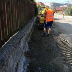 Rekonštrukcia chodníkov Turzovka2