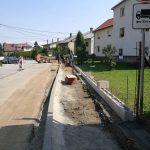 Rekonštrukcia chodníkov Turzovka3