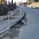 Rekonštrukcia chodníkov Turzovka5
