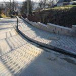 Rekonštrukcia chodníkov Turzovka6