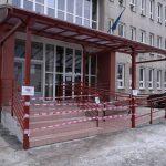 Rekonštrukcia schodiska poliklinika Turzovka4