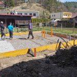 Výstavba hasičskej zbrojnice Zemiansky Kvašov1