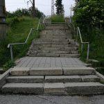 ZŠ Turzovka - stavebné úpravy vonkajšieho schodiska ku ZŠ Turzovka