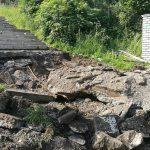 ZŠ Turzovka - stavebné úpravy vonkajšieho schodiska ku ZŠ Turzovka1