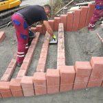 ZŠ Turzovka - stavebné úpravy vonkajšieho schodiska ku ZŠ Turzovka2