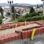 ZŠ Turzovka - stavebné úpravy vonkajšieho schodiska ku ZŠ Turzovka3