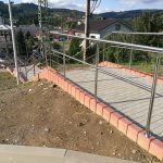 ZŠ Turzovka - stavebné úpravy vonkajšieho schodiska ku ZŠ Turzovka5